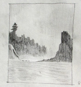 IMG_2259 Ruby Beach Tonal Sketch Update 3